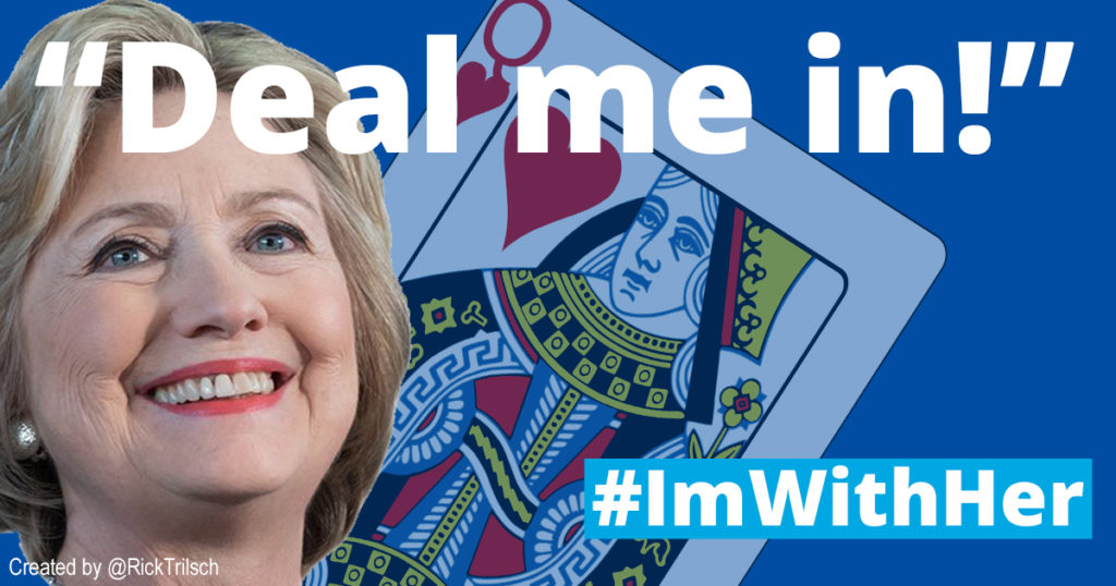 Deal Me In - Hillary Clinton